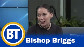 Bishop Briggs on latest single,