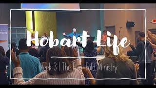 Hobart Life Week 3