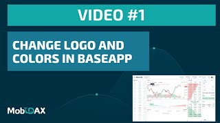 Crypto Exchange Deployment Tutorial #1 - Change Logo and Colors in BaseApp | Peatio | OpenDAX