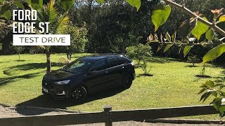 Ford Edge ST - Test Drive