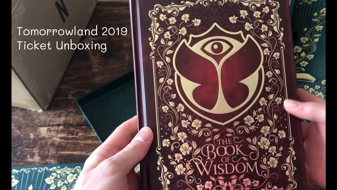 tomorrowland tickets 2019