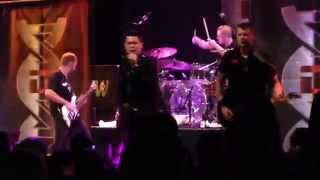 """Trapt - """"The Game"""" LIVE at the House of Blues, The Sunset Strip, Hollywood 9/21/14"""