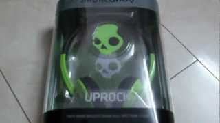 This video is the unboxing of skullcandy uprock headphones.After wa...