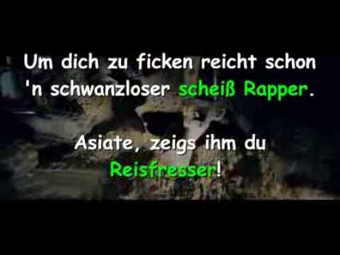 SpongeBOZZ vs. 4tune - LYRICS [RR - JBB 2013 - Kingfinale]