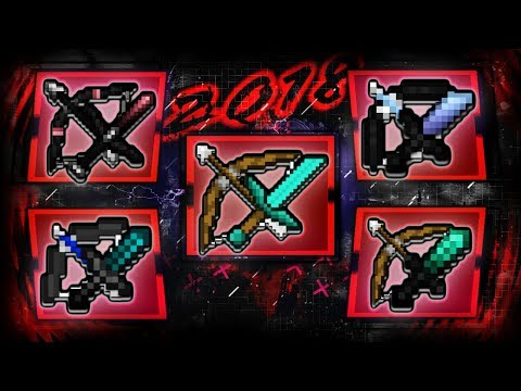 TOP 5 MCPE PVP TEXTURE PACKS ( FPS+ ) | 2018 | V1.7.0