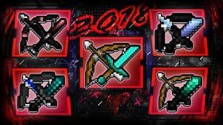 TOP 5 MCPE PVP TEXTURE PACKS ( FPS+ ) | 2019 | v1.8.0