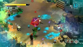 Bastion HD PC Gameplay
