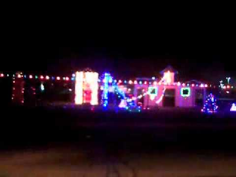 2011 c4 holiday lights for love chapel wmv