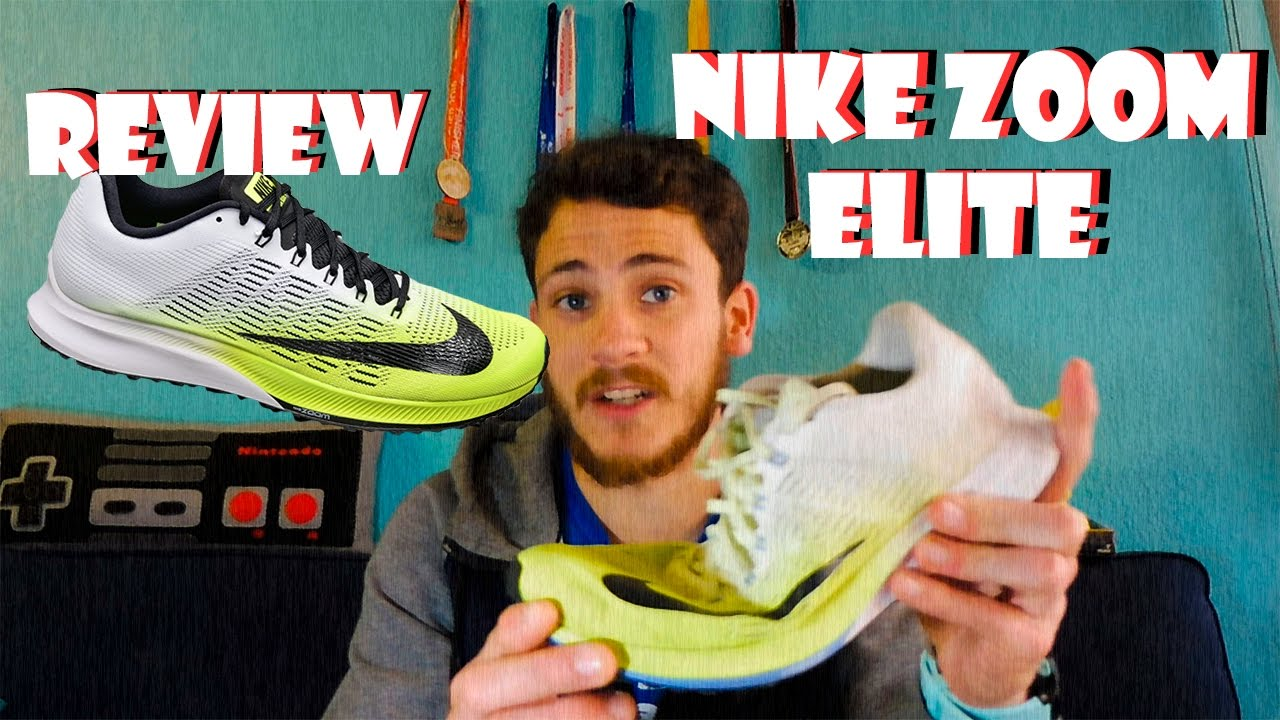 REVIEW NIKE ZOOM ELITE 9 CASTELLANO