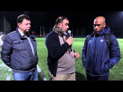 Football - FCVB / FC MARTIGUES - Samedi 20 Décembre 2014