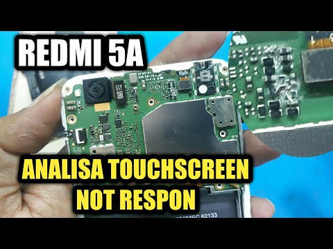 Touch screen not working / touch problem / unresponsive touch screen - easy solution / fix.