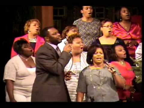 "Anderson UM Church's Sanctuary Choir - Heather Headley & Smokie Norful's ""Jesus Is Love"""