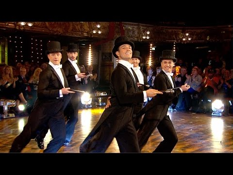 Blackpool Group Dance - Strictly Come Dancing 2016: Week 9