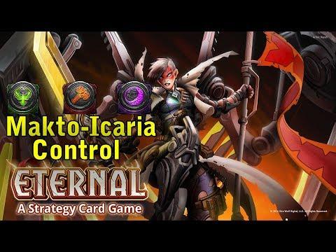 Makto-Icaria Control | Eternal Card Game