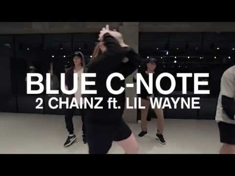 BLUE C-NOTE - 2 CHAINZ(FT_ LIL WAYNE) / MINKY CHOREOGRAPHY