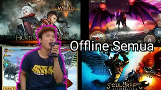 4 Game RPG Offline dengan Grafis Yg KEREN