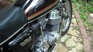 1977 Honda CB750 K w 31K miles and counting