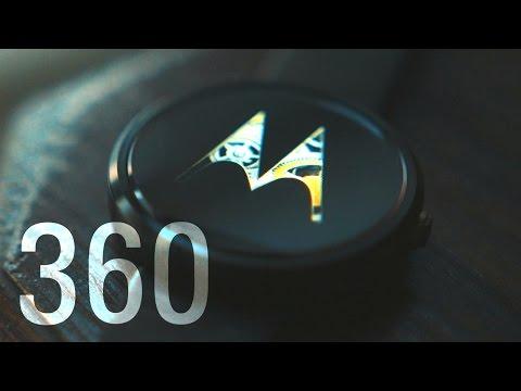 Полный обзор Moto 360