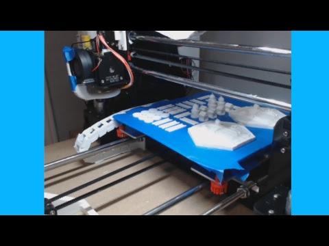 3D printing Live stream