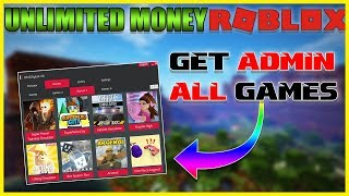 -OMGSploit V6- ROBLOX FREE EXPLOIT - GET ADMIN ALL GAMES+INF MONEY AND MORE