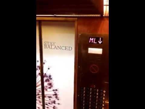 Adinvader Elevator Wrap Advertising Westin Harbour Castle Starwood Hotel Toronto Ontario Canada