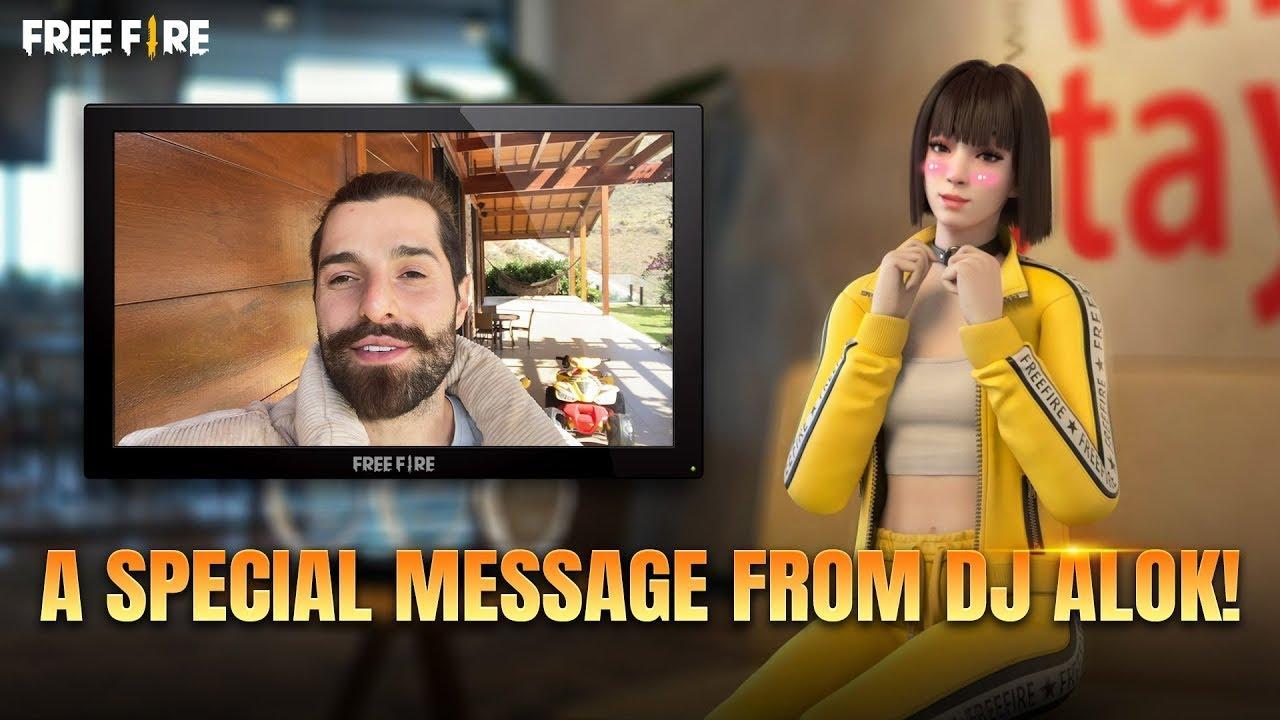 DJ Alok-এর থেকে স্পেশাল মেসেজ! | What's Up Free Fire - Season 2 Episode 4 | Trailer