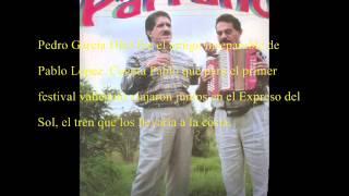 PEDRO GARCIA DIAZ - JUGLAR VALLENATO