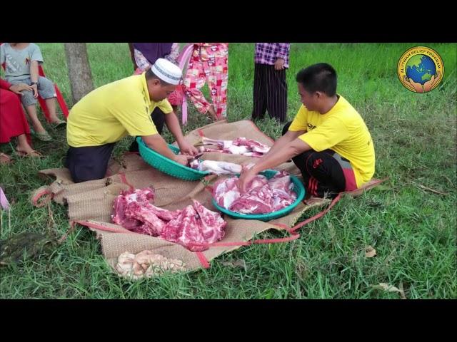Program Ibadah Korban kemboja Al-I'tisam Relief Program  2019/1440H