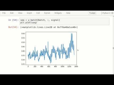 TensorFlow Tutorial #23 Time-Series Prediction