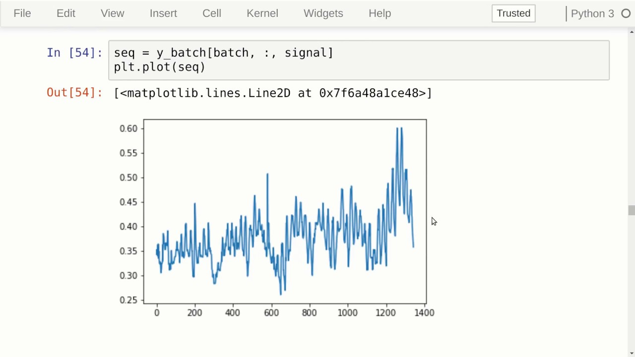 TensorFlow Tutorial #23 Time-Series Prediction