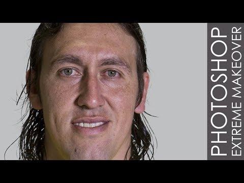 Photoshop Extreme Makeover - #26 Cássio Ramos