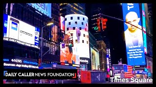 You Have Never Seen Time Square This Empty