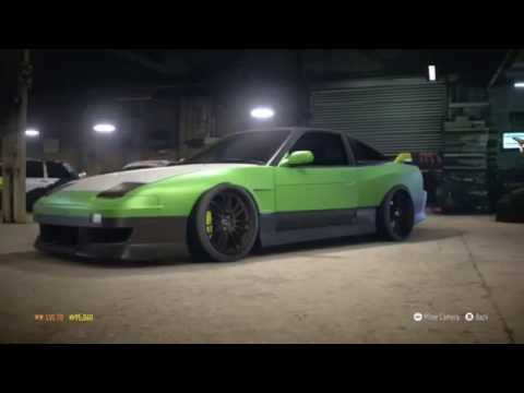 Moogs(mcm)180SX Showcase Need for speed 2015