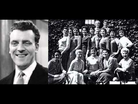 Eamonn Andrews & the Voices of Vernons - High Wind / The Legend of Wyatt Earp (1957)