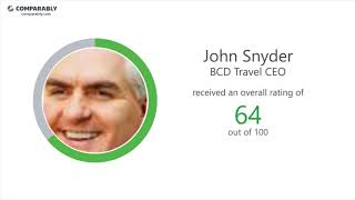 BCD Travel Employee Reviews - Q3 2018