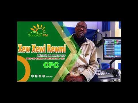 Emission XEW XEWI REWMI du mardi 21 JUILLET 2020 avec Ahmadou Diop