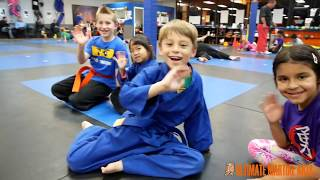Check out classes at Fresno Ultimate Martial Arts on December 11th!