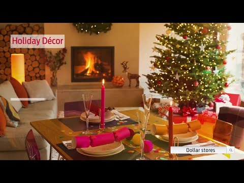 Best Holiday Deals at Dollar Stores