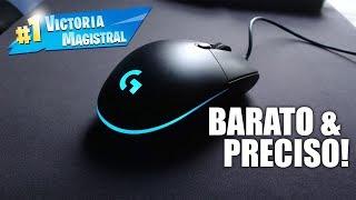 EL MEJOR mouse gamer BARATO | REVIEW y COMPARATIVA Logitech G203