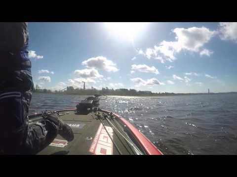 GoPro: Winyah Bay Day 1 with J. Lee and Palaniuk