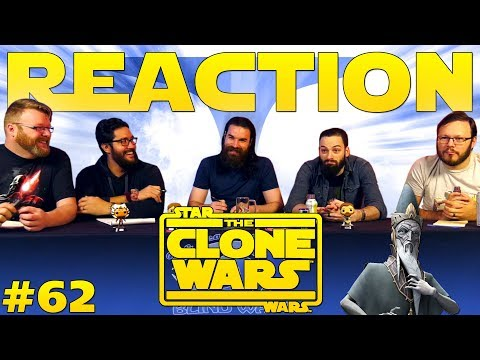 "Star Wars: The Clone Wars #62 REACTION!! ""Ghosts of Mortis"""