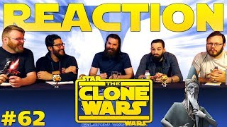 """Star Wars: The Clone Wars #62 REACTION!! """"Ghosts of Mortis"""""""