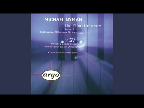 Nyman: The Piano Concerto (Arrangement of Themes from Film Score) 1993