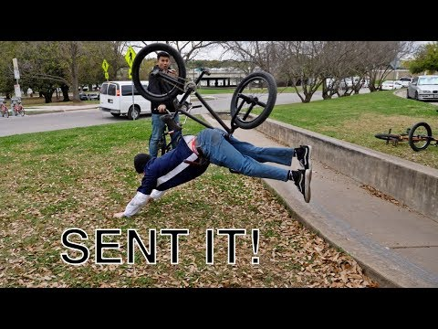 BMX Madness in Texas!