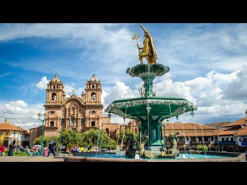 Cusco Peru City Sightseeing Tour