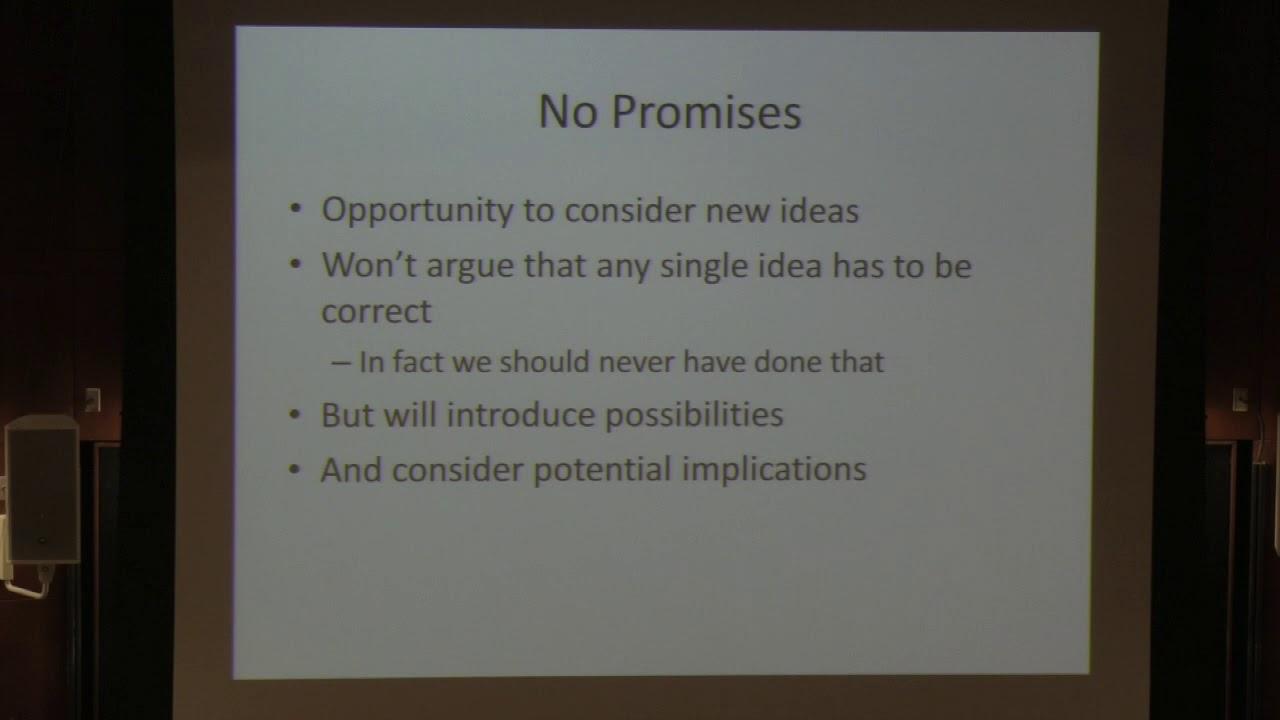 Bhaumik Lecture: Lisa Randall (Harvard), May 10, 2018 @ Physics & Astronomy  Building, UCLA