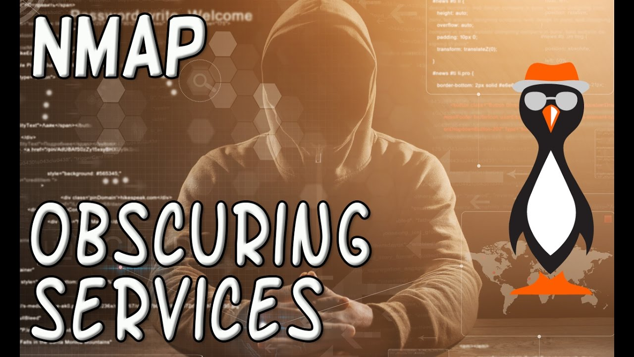 Obscuring Services from Port Scans with NMAP - The Urban Penguin