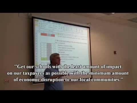 'Better Way to Build Schools Initiative' Training Video