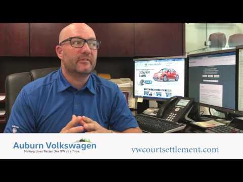 TDi VW Diesel Settlement Update
