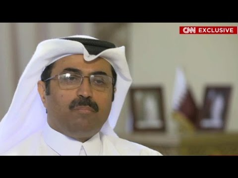 CNN Exclusive: OPEC President discusses oil production